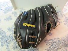 Vtg. Wilson Signature Edition A2144 Kirby Puckett Baseball Mitt / Glove