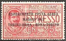 ** Italia 1917 Regno: Espresso Posta Aerea L.25 [A1 ;MNH VF] Centratissimo €225