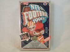 FACTORY SEALED 1991 UPPER DECK FOOTBALL CARDS UNOPENED BOX