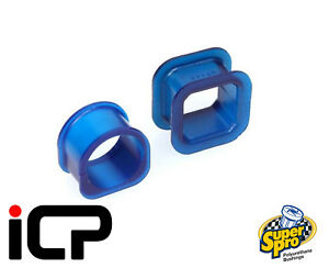 Superpro Steering Rack Bushes 30mm Fits: Subaru Impreza 92-00 Turbo WRX STi RA