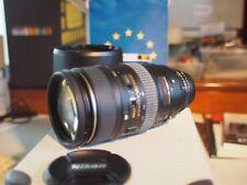Nikon ED AF VR NIKKOR 80-400mm 1:4.5-5.6D