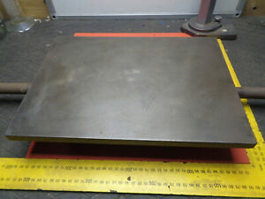 Cast iron surface plate 356mm x 255mm Citerion PP WH04E3390