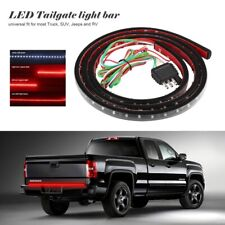 "60"" Truck Tailgate LED Strip Tail Light Bar Reverse Brake Turn Signal Rear Light"