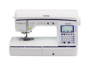Brother Innovis BQ1350 Quilter's Edition Sewing Machine NIB - Make Offer