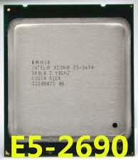 Intel Xeon E5-2690 CPU 8-Core 2.9GHz 20M 8 GT/S LGA2011 SR0L0 Processor