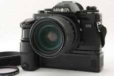 [eb85] MINOLTA NEW X-700 + Motor Drive 1 w/ MD ROKKOR 35-70mm f/3.5 SLR Japan