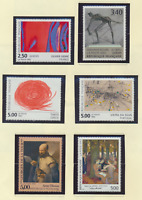 France Stamps Scott #2319//2380, Mint Never Hinged, 11 Different From 1993