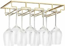 FOMANSH Wine Glass Rack Gold
