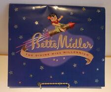 Rare Vintage Bette Midler The Divine Miss Millennium 2000 Photo Calendar +New+