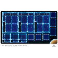 Star Wars Destiny Gaming Mat, Three Characters Playmat - Oberon (PL0161)
