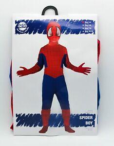 Spiderman Hombre Araña Disfraz Para Niños Disfraces Cosplay
