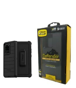 OtterBox Defender Pro Case W/ Holster Clip for Samsung Galaxy S20 ULTRA 5G Only!