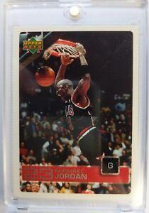 2003 03 Upper Deck Magazine Michael Jordan #UD8 Perforated, Rare Insert
