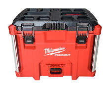 Milwaukee 48 22 8429 Packout Xl Ip65 Tool Box With 100 Pound Capacity