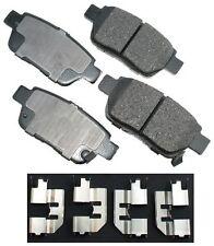 Disc Brake Pad ProQuiet Professional Grade Rear Rhinopac 501-1103 FREE PRIORITY