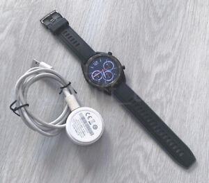 "Huawei Watch GT (FTN-B19), Black, 46mm, 1.39"" AMOLED, good -T99"
