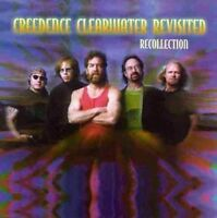 Creedence Clearwater Revisited - Recollection / Live [New CD] UK - Import
