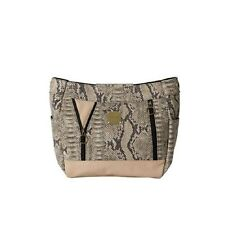 Miche Demi Shell Leslie Tan and Black Textured Snakeskin New in Package