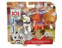 Disney 101 Dalmatian Street Dylan & Ferguson Wild Side Playset Figures Toy