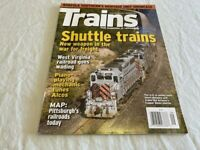 Trains Magazine 2012 - 9 - Issues(See Photos) (Lot 217M)