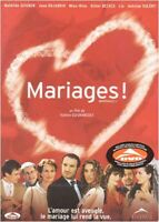 MARIAGES! (2004) NEW DVD
