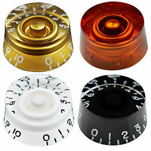 Speed Knobs for Epiphone Les Paul PRS Electric Guitars for Volume or Tone