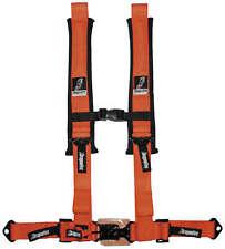 "DragonFire Standard 4-Point Harness-2"" Orange (14-0029)"