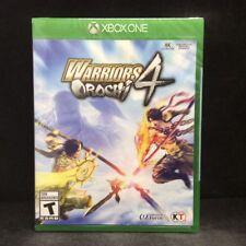 Warriors Orochi 4 (Xbox One) BRAND NEW / Region Free