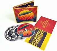 LED Zeppelin Celebration Day (2012) 16-track 2-CD + DVD Album Neu/Verpackt
