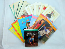 American Girl Mixed Book Lot of 16 Meet Today Mystery Felicity Molly Kit Julie