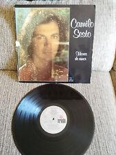 "CAMILO SESTO - HORAS DE AMOR  - LP 12"" VG/G+ 1979  SPANISH EDIT FIRST PRESS"