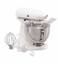 KitchenAid® Artisan® Refurbished 5 Qt. Tilt Head Stand Mixer, White, RRK150WH