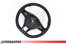VW Golf 7 aplanada volante de cuero volante de cuero multi funk. VW Golf 7 con airbag