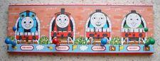 thomas the train tank henry gordon james coat rack red