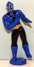 "2011 Kevin Blue Ranger 3.75"" McDonald's Samurai #7 Action Figure Power Rangers"
