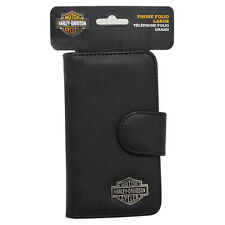Harley Davidson Wallet Phone Case 7752 for LG Optimus Zone 3