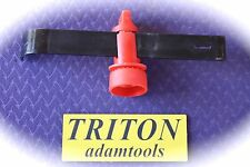 Triton router table RTA300: Curved Pressure Finger With stand (one) - used