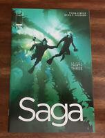 Saga #33 (2012) : Key Issue: Brian K Vaughan, Fiona Staples, 1st Print