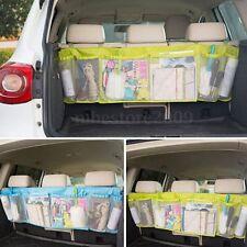 Car Seat Back Tidy Organiser Multi-Pocket Auto Travel Storage Bag Holder Hanging