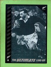 1995 NEW ZEALAND  ALL BLACKS RUGBY UNION CARD  #38  RON  JARDEN