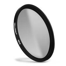Densità Neutro Filtro nd4 58mm per Nikon AF-S DX NIKKOR 55–300 mm f/4 .5 –5.6 G ED VR