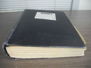 Middle East, ASIA, Egypt, Pers-, 3000+ Stamps hinged in a battered Minkus album