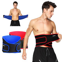 Gym Weight Lifting Belt Squat Belt Weight Lifting Fitness Brace Support Neoprene