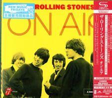 ROLLING STONES-ON AIR-JAPAN 2 DIGIPAK SHM-CD Ltd/Ed I45