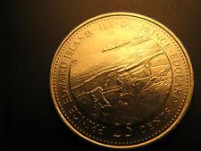 Canada 1992 Prince Edward Island Province Commemorative 25 Cent Mint Coin.