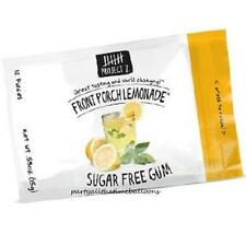 3 Packs Project 7 FRONT PORCH LEMONADE Gourmet Gum CLASSIC FLAVOR Free Shipping