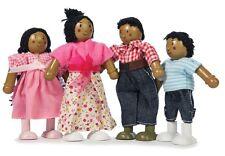 Le Toy Van P055 - Puppenhaus Puppen - Happy Doll Family - Puppenfamilie