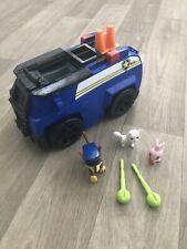 PAW Patrol Chase Ride N Rescue Transforming Police Car Vehicle Kids Toy Set
