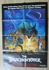 Filmplakat -  Der Drachentöter ( Peter McNichol , Caitlin Clarke )