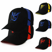 Men's Hip-Hop Adjustable Game Cartoon Women's Baseball Snapback Flat Hat Sun Cap